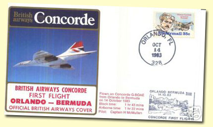 British Airways, Concorde trip
