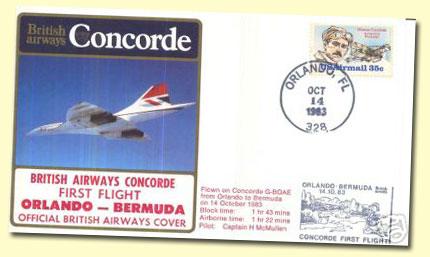 British Airways, Concorde trip