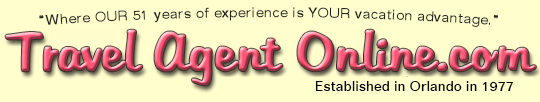 Travel Agent Online, Established in Orlando in 1977